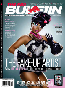 Red Bulletin Magazine – September 2011 – Nicki Minaj