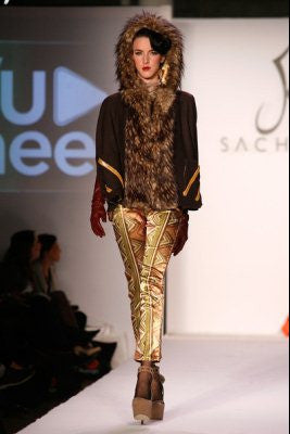 Sachika Fashion Show – 2012 Fall Winter Collection
