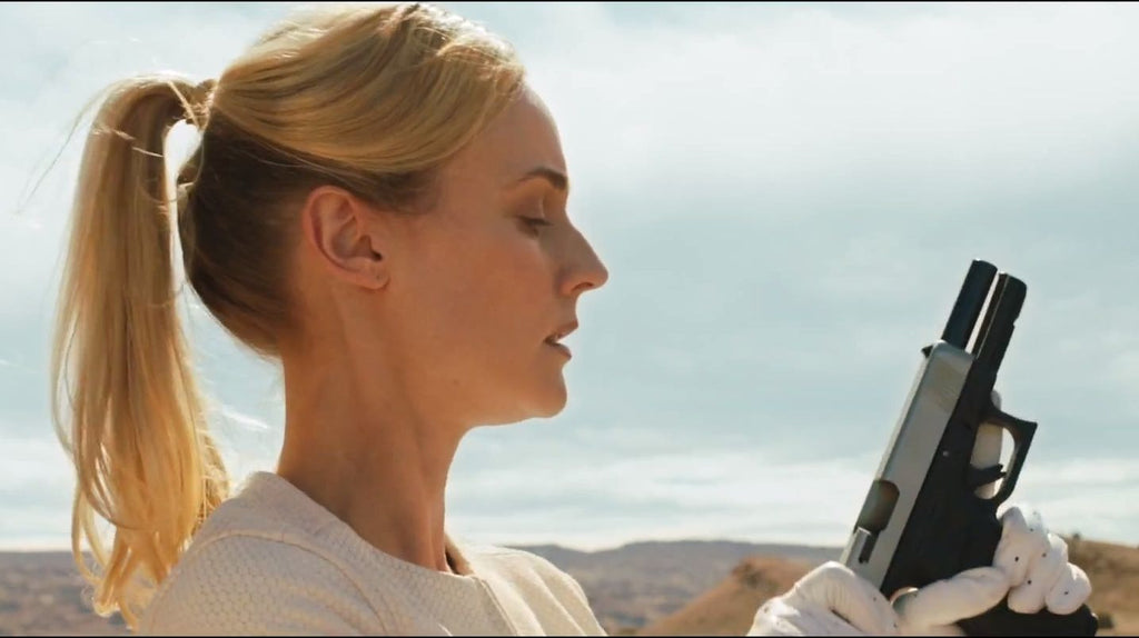 "Diane Kruger as The Seeker from ""The Host"""