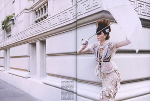 Vogue Gioiello Magazine (Vogue Accessories Italy) from November 2009