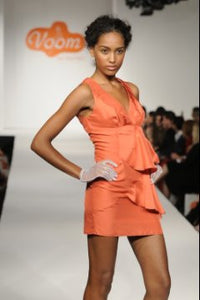 Designer Joy Han Presents Her Spring 2009 Collection Downtown Los Angeles