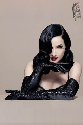 The Dita von Teese Glove Collection