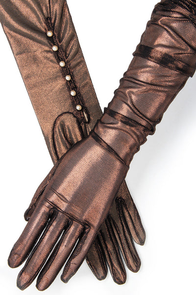 1199136 Ladies' Formal Gloves - Gaspar Gloves