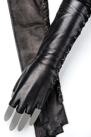 1338 Ladies Fetish Gloves - Gaspar Gloves
