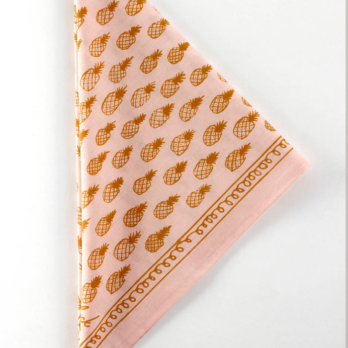 Pineapples Bandana