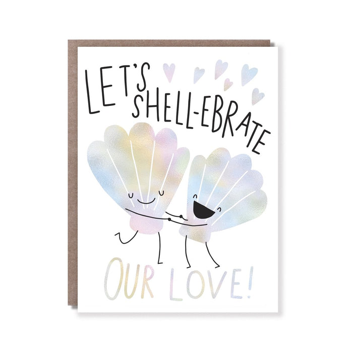 Shell-ebrate Our Love
