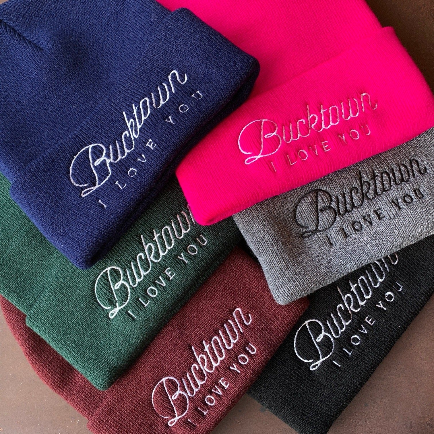 Bucktown Beanie, Assorted Colors