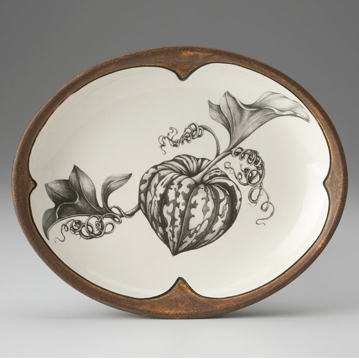 Acorn Squash Small Serving Dish