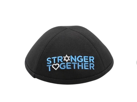 Stronger Together Kippah