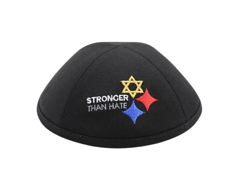 Stronger than Hate Kippah