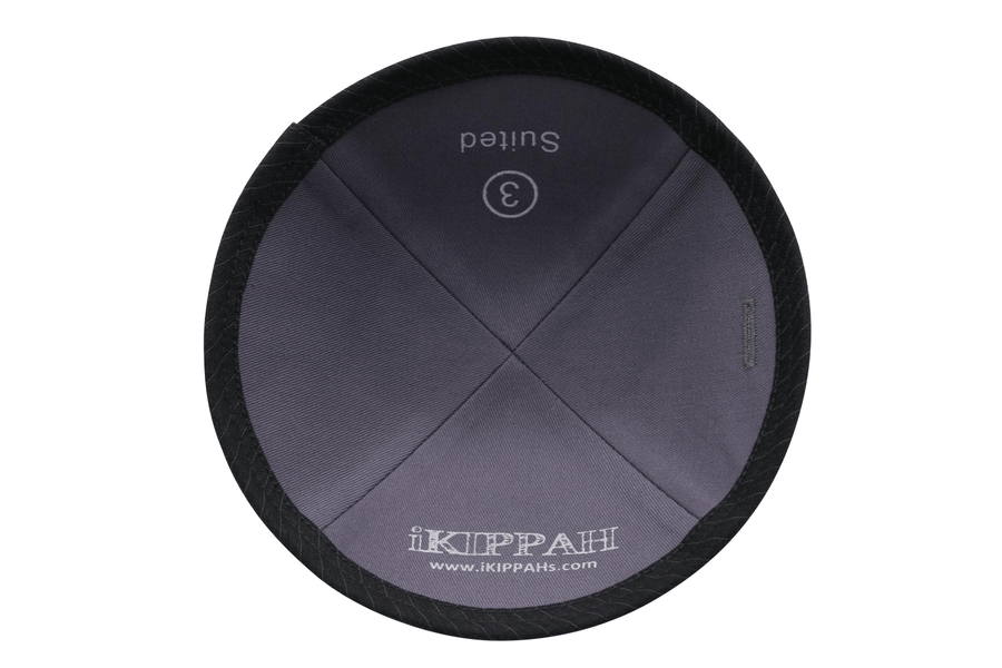 iKIPPAH Suited Yarmulke