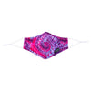 IKIPPAH PINK & PURPLE TIE DYE MASK