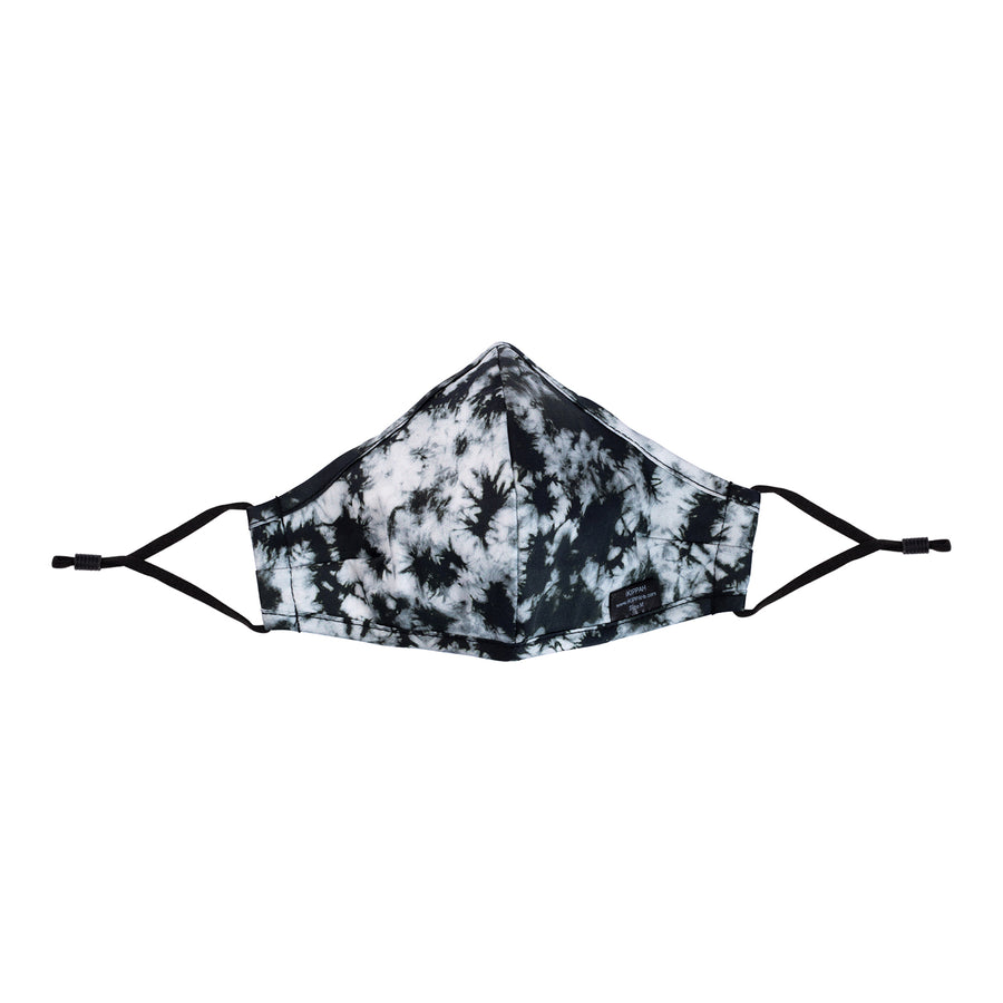 IKIPPAH BLACK & WHITE GLASSES MASK - LOW CUT