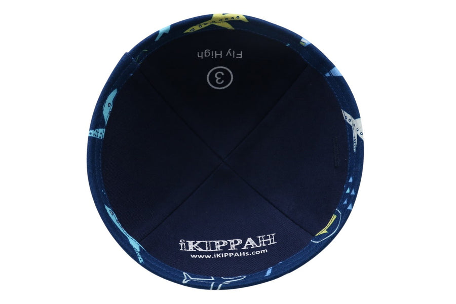 IKIPPAH FLY HIGH YARMULKE