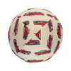 IKIPPAH RED BUGGY YARMULKE