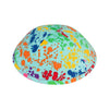 IKIPPAH PAINT THE TOWN - AQUA YARMULKE