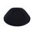 IKIPPAH BLACK SUITING YARMULKE