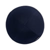 IKIPPAH NAVY COTTON YARMULKE