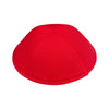 IKIPPAH RED COTTON YARMULKE