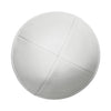 IKIPPAH WHITE LEATHER YARMULKE
