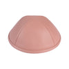 IKIPPAH SALMON LEATHER YARMULKE