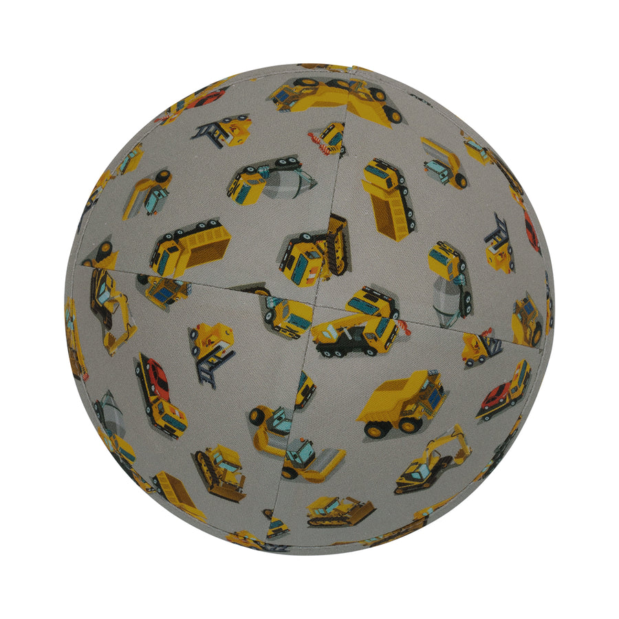 IKIPPAH CONSTRUCTION VEHICLES YARMULKE