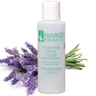 Margo Botanicals Hydrating Facial Toner- 100% Natural