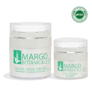 Margo Botanicals Essential Anti-aging DUO SET- FACIAL CARE- 100% Natural