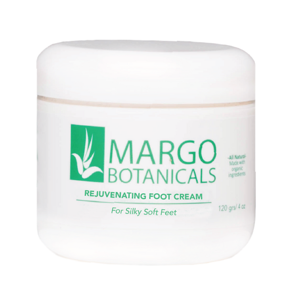 Margo Botanicals Rejuvenating Foot Cream