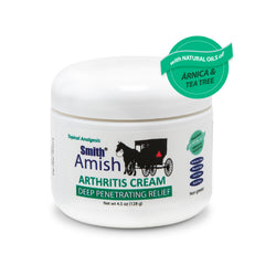Smith® Amish Arthritis Cream with Arnica
