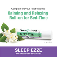 PhysAssist Sleep Ezze | 100% Natural
