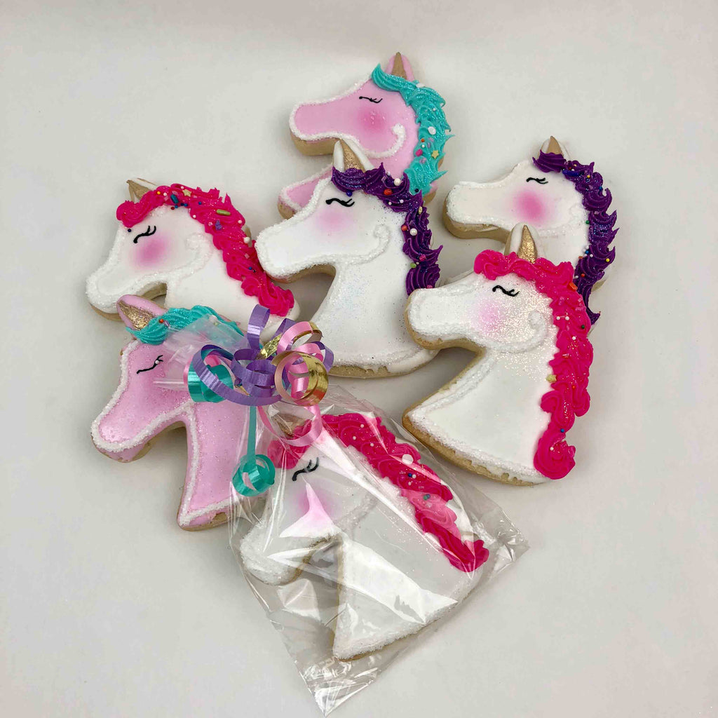 Magical Unicorn Cookie