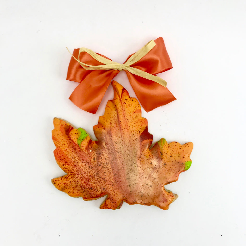 Maple Leaf Sugar Cookie