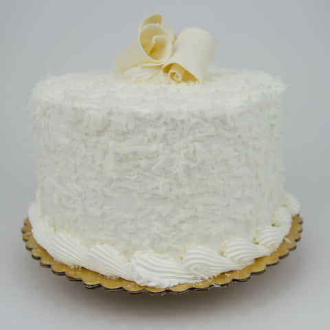 Coconut Signature Cake