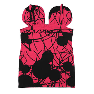 EFVVA Miss Mouse Top in Magenta