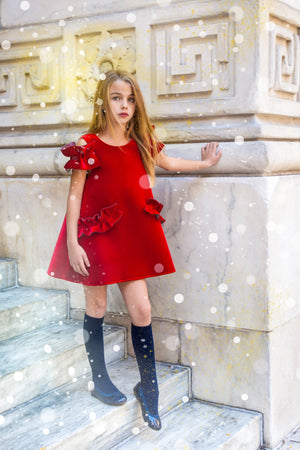Airfish Christmas Dress