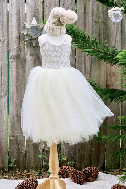 Wrare Doll Tinsel Dress *Rental*