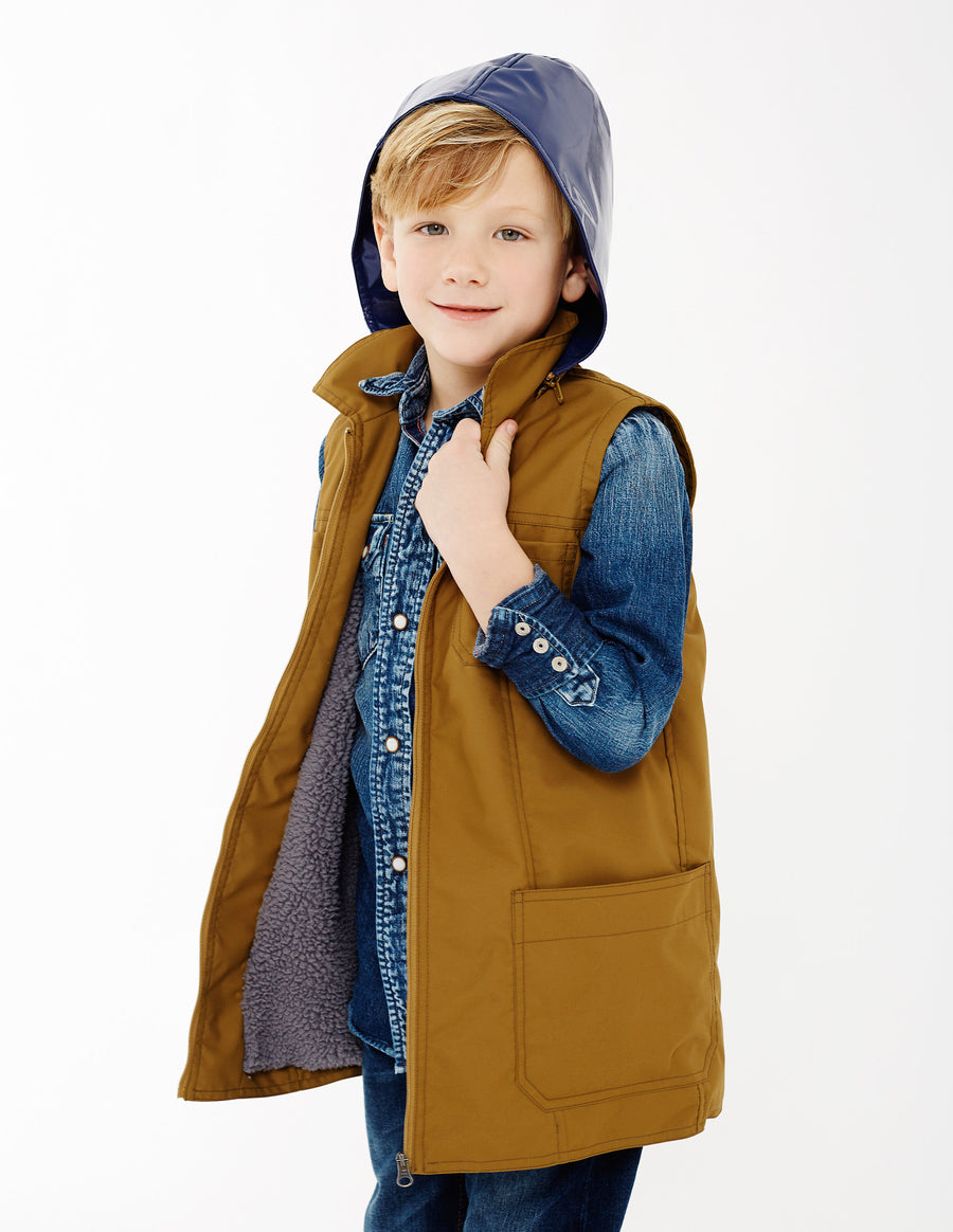 Oil & Water City Slicker Coat