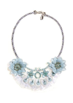 Modern Queen Kids Shimmering Garden Necklace