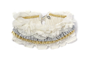 Modern Queen Kids Ruffled Collar