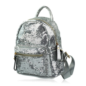 Milk & Soda Cedric Gigi Sequins Backpack