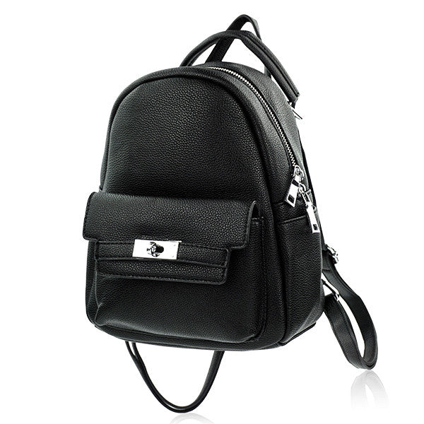 Milk & Soda Cedric Textured Backpack