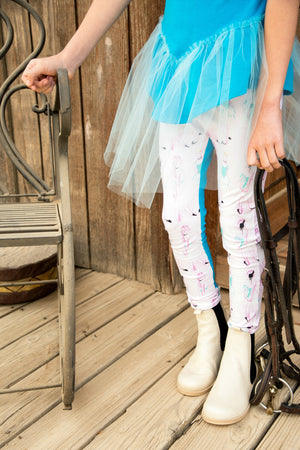 EFVVA Degas Riding Leggings