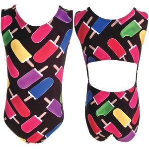 Foxy's Stay Cool Leotard