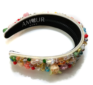 Amour Bows Awe Gem Headband