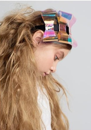 Halo Luxe Dreamer Headband in Rose