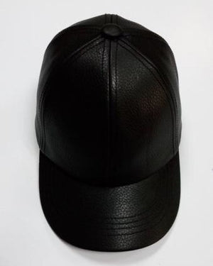 Eve Jnr. Leather Cap