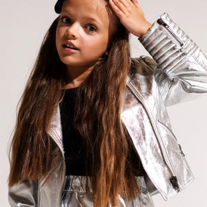 Eve Jnr. Luxe Leather Jacket