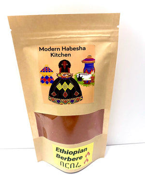 Authentic Ethiopian Berbere spice