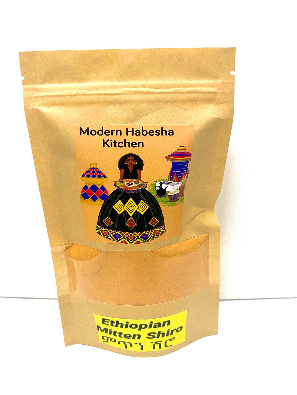 Authentic Ethiopian Mitten Shiro